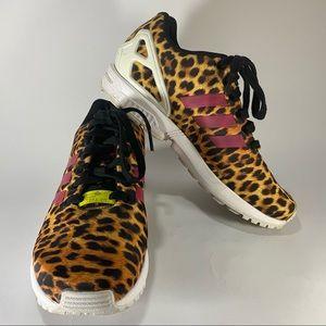 Adidas Torsion 2x Flux running shoes
